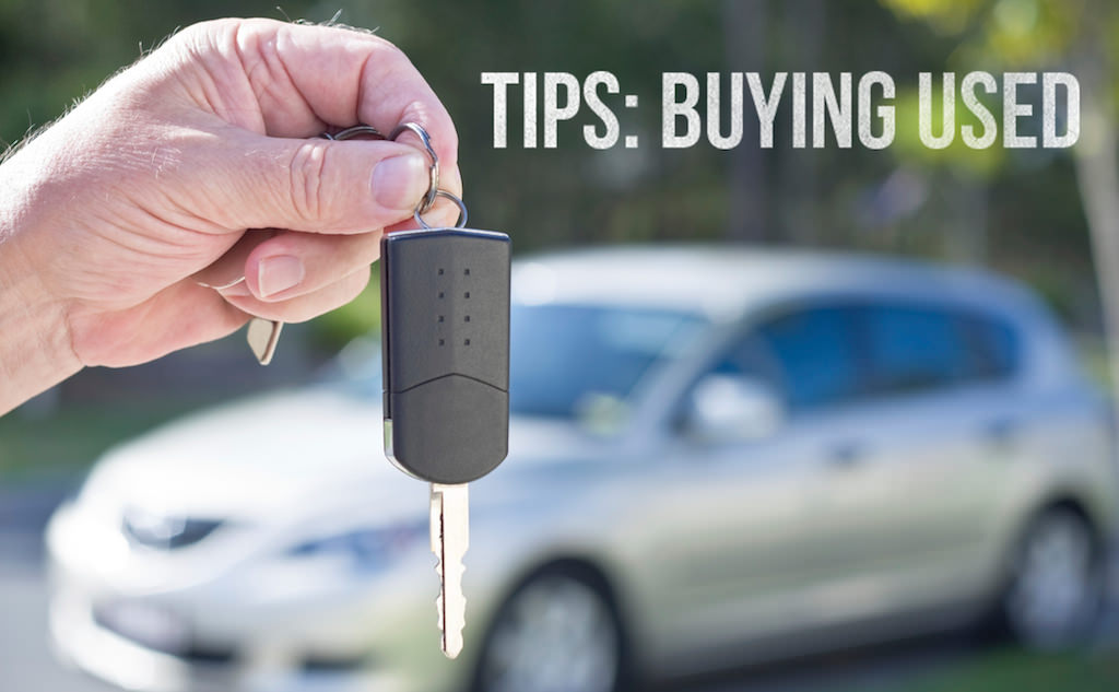 Ten Tips for Buying a Used Car