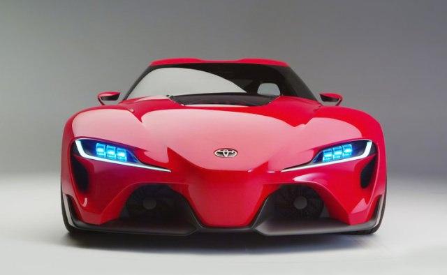 FT-1 Toyota