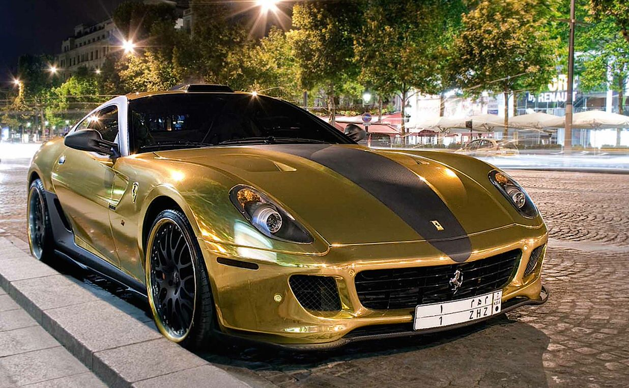 Parkside Motors | Gold