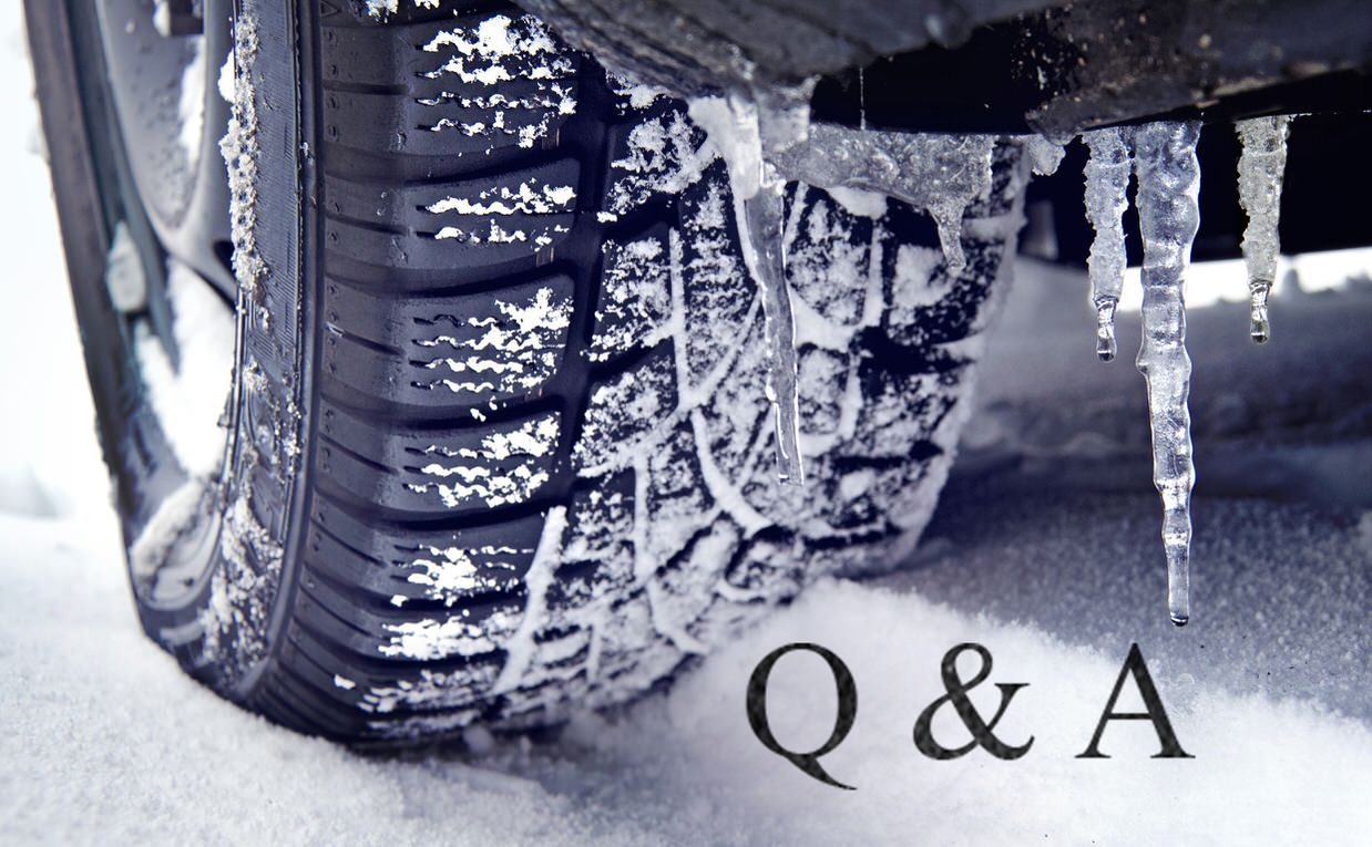 Q&A: When should I switch to my winter tires?