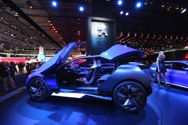 Frankfurt Auto Show 5