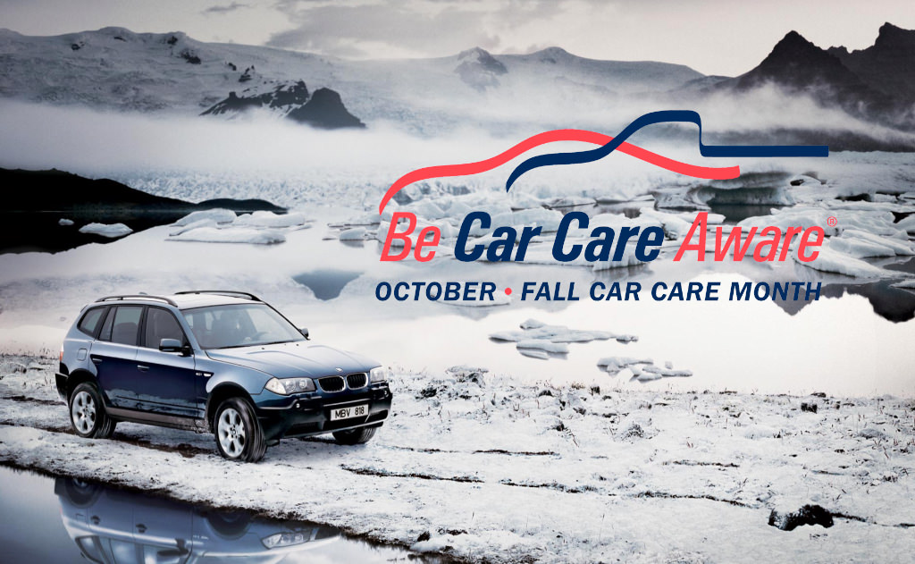 October is Car Care Month