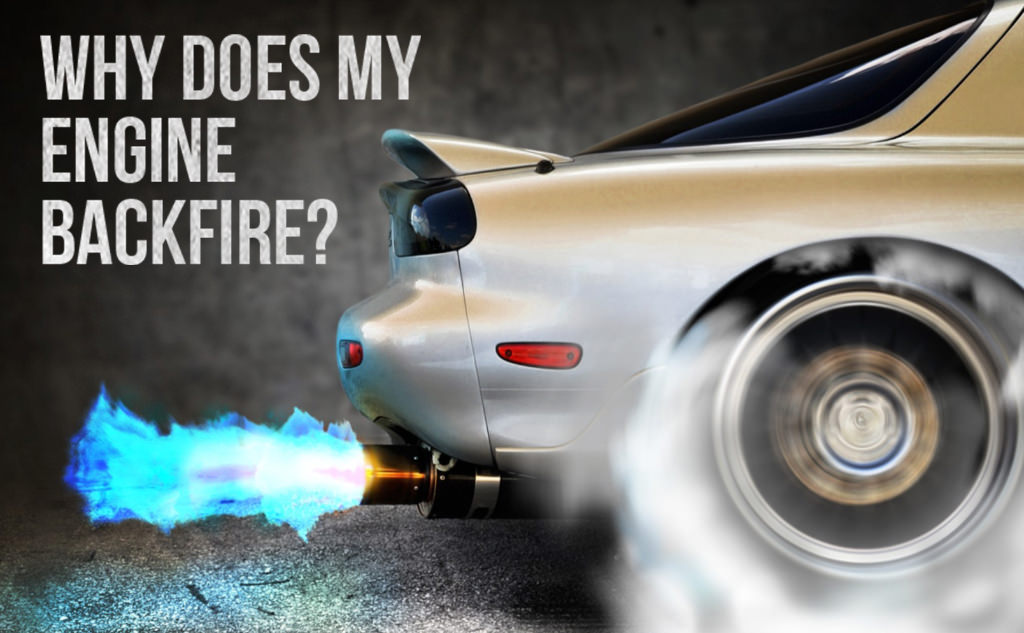 Why does my car backfire?