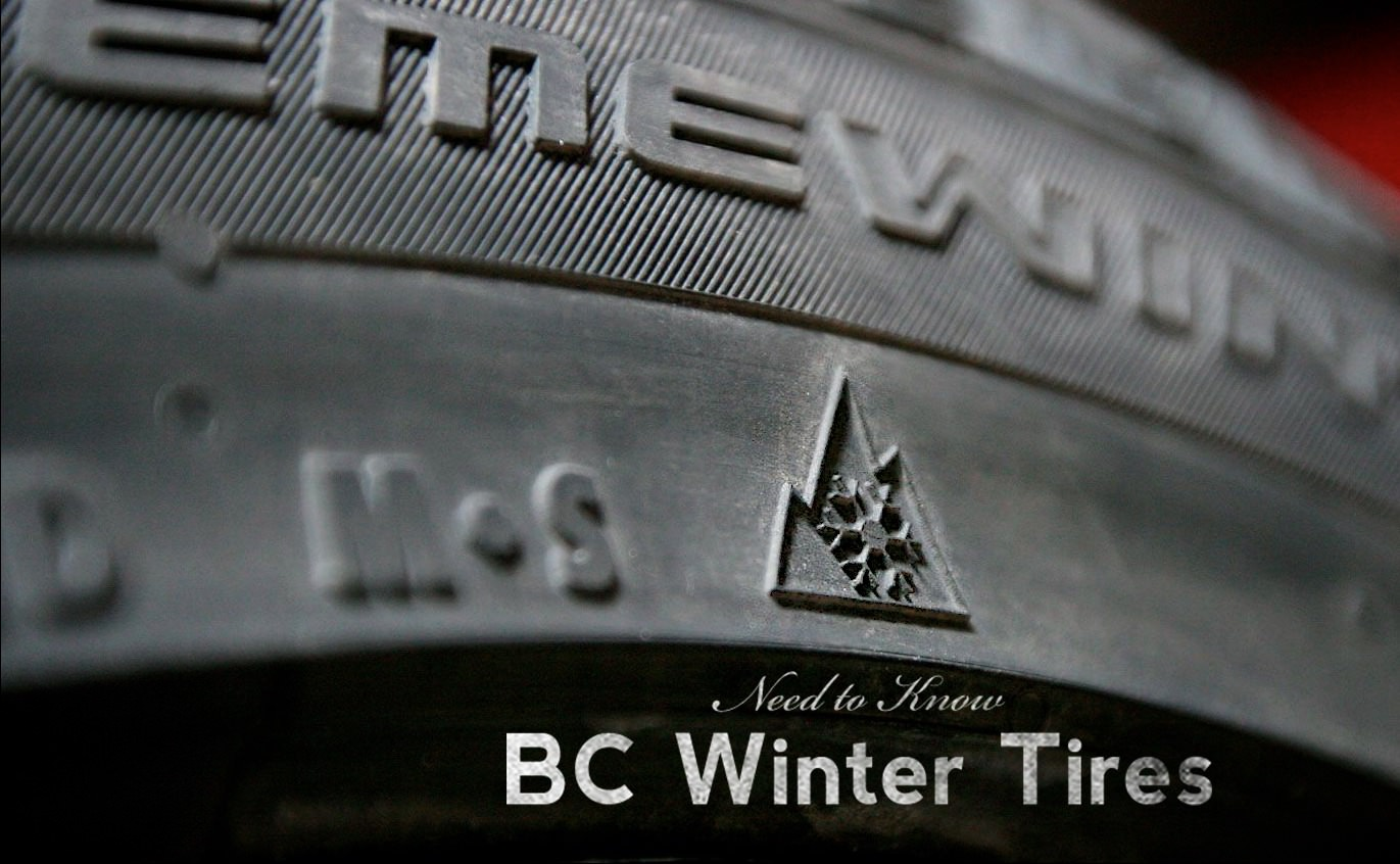 Need to Know: Winter Tires in BC