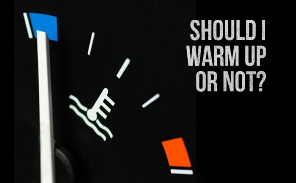 Should I warm up my car in winter?