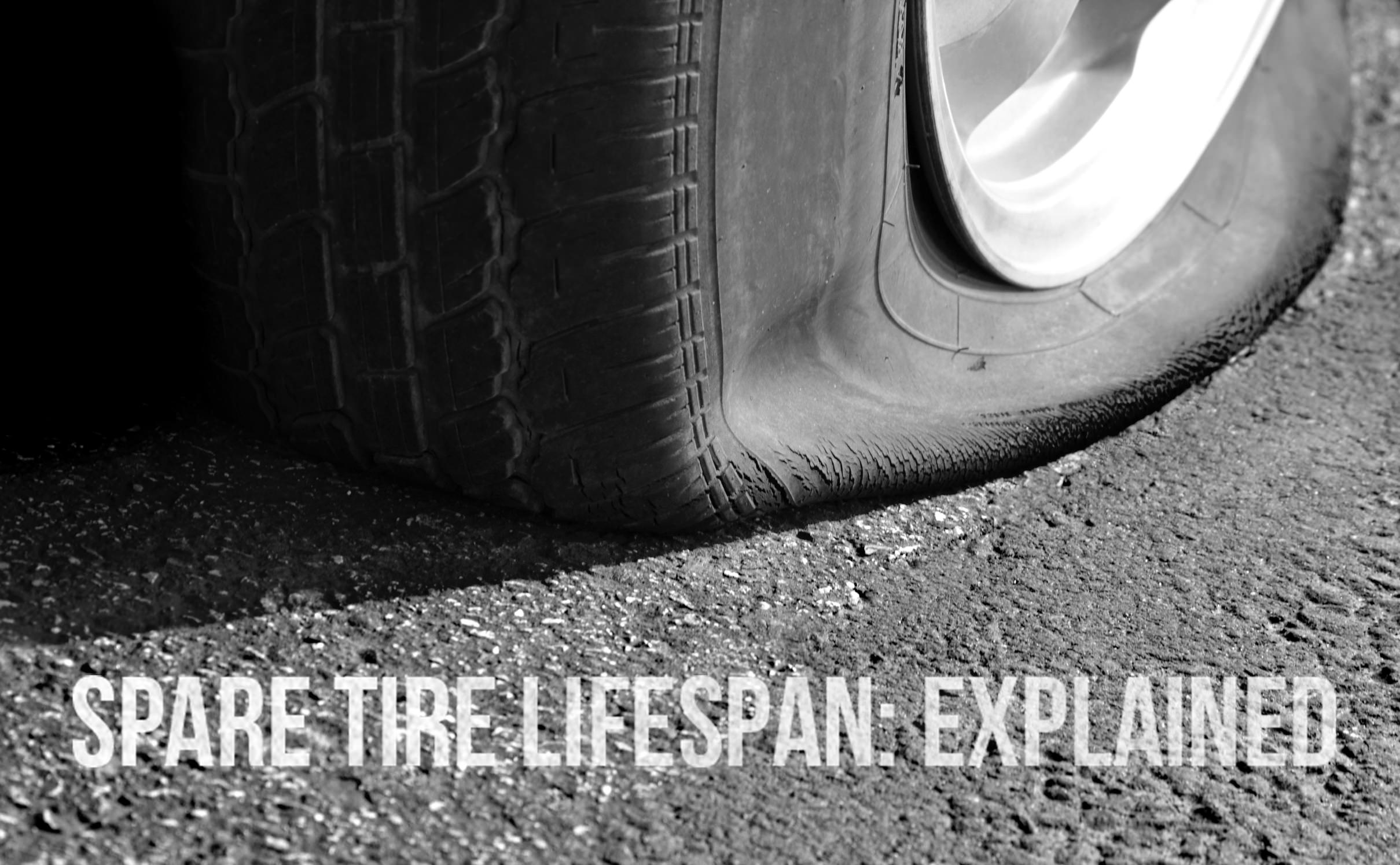 How long can I drive on my spare tire?