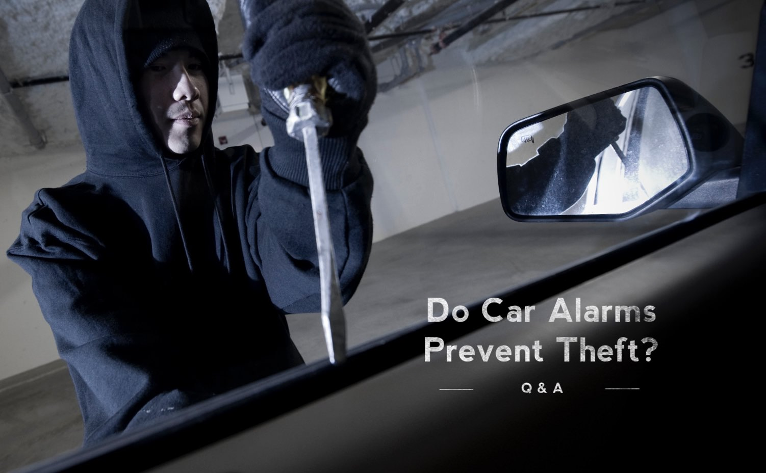 Do Car Alarms Prevent Theft?