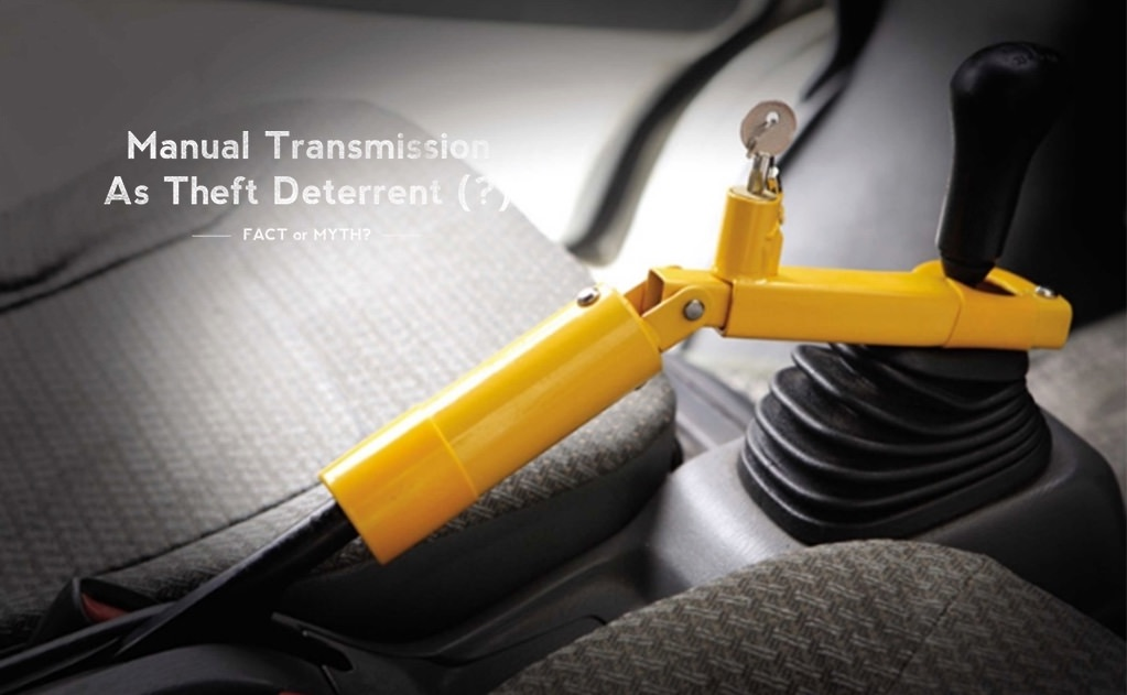 Manual Transmission as Theft Deterrent: Fact or Myth?