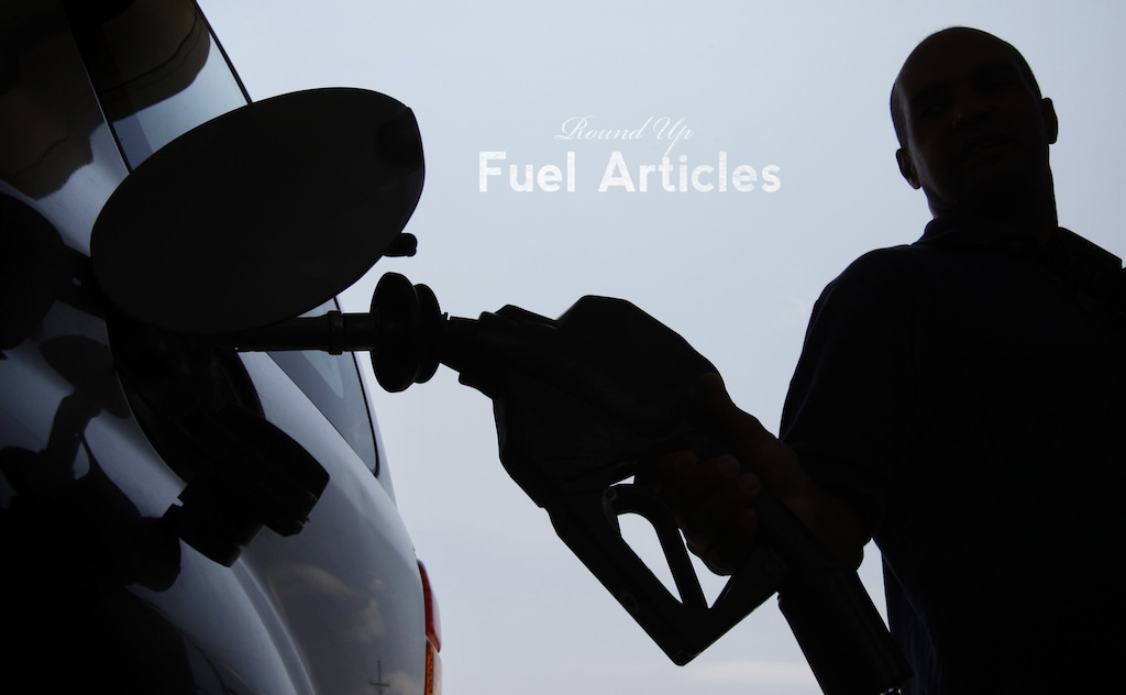 Round-Up: Fuel Articles