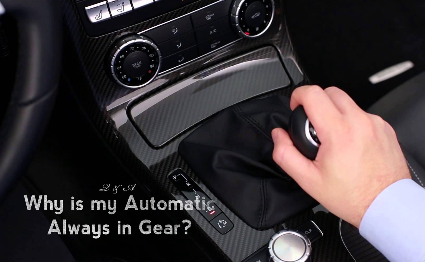 Q&A: Why is My Automatic Always in Gear?
