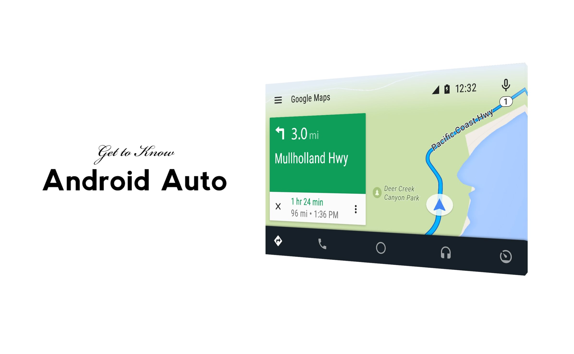 Get to Know: Android Auto
