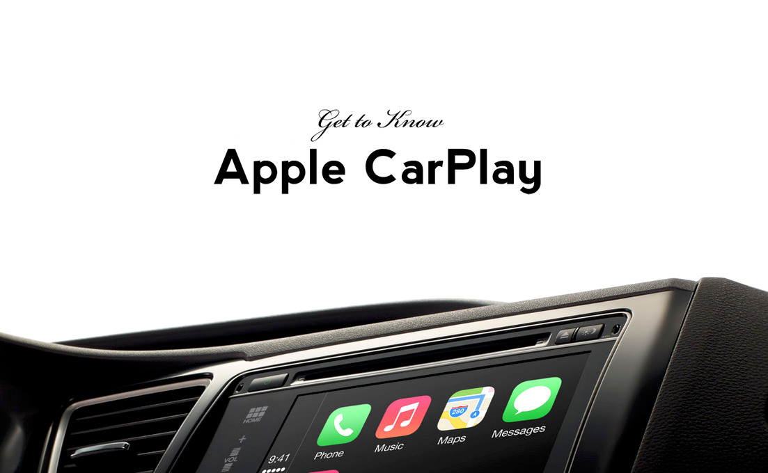 Get to Know: Apple CarPlay