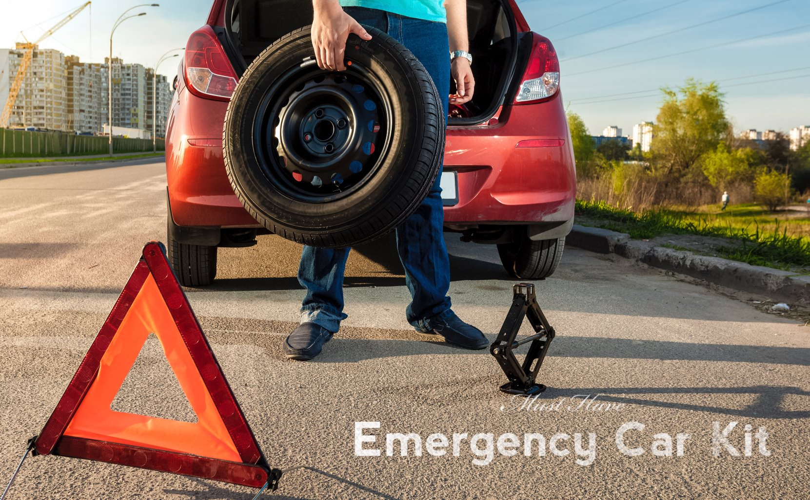 Must Have: Emergency Car Kit