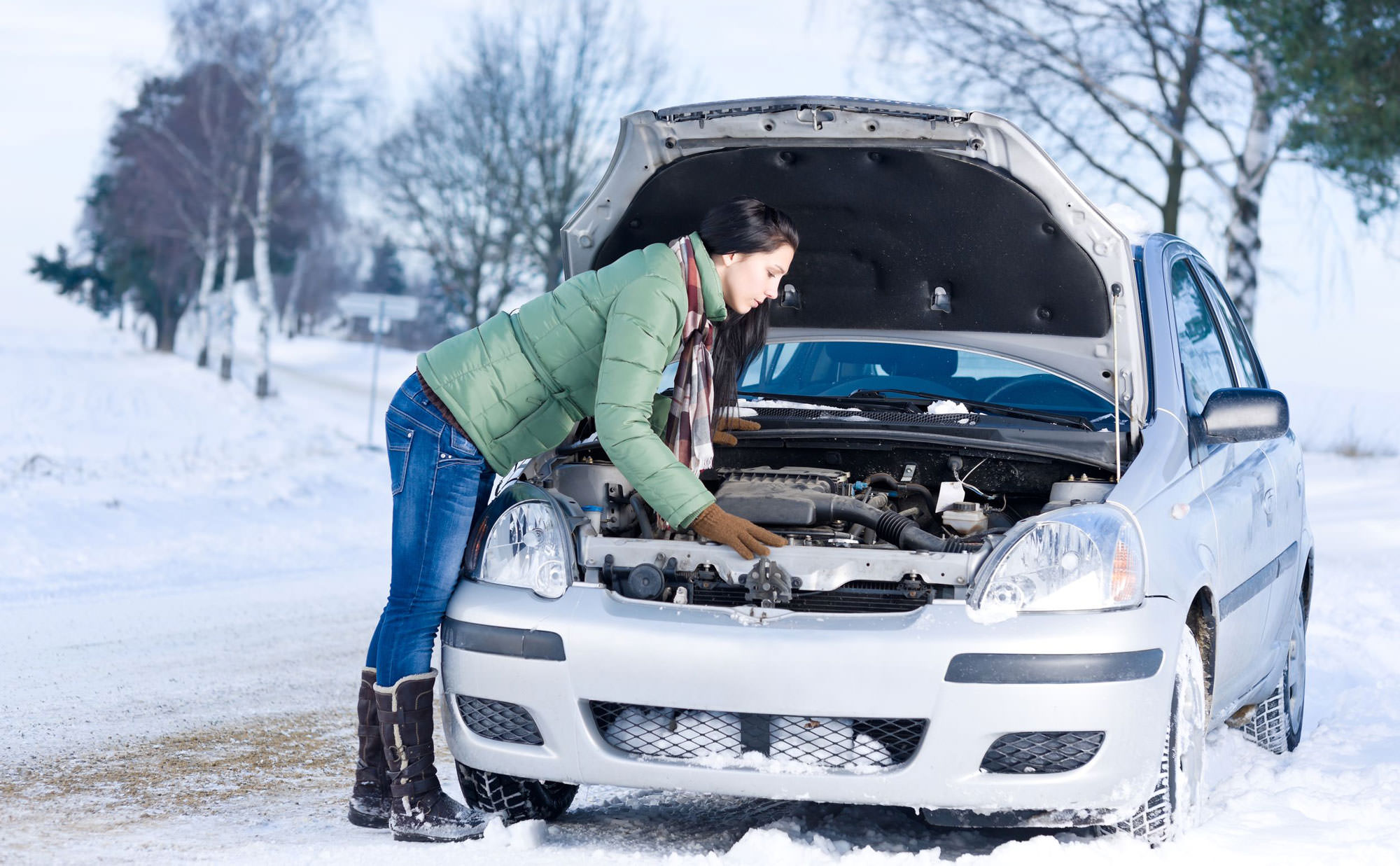 How To: Winterizing Your Car