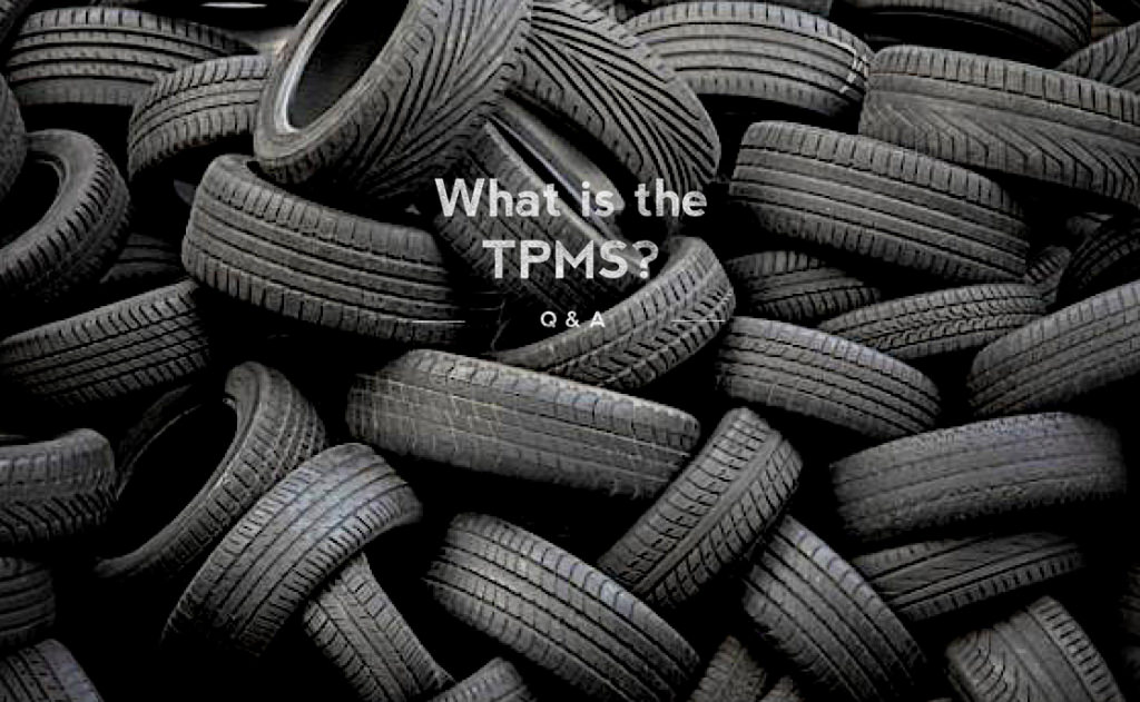 Q&A: What is the TPMS in My Car?