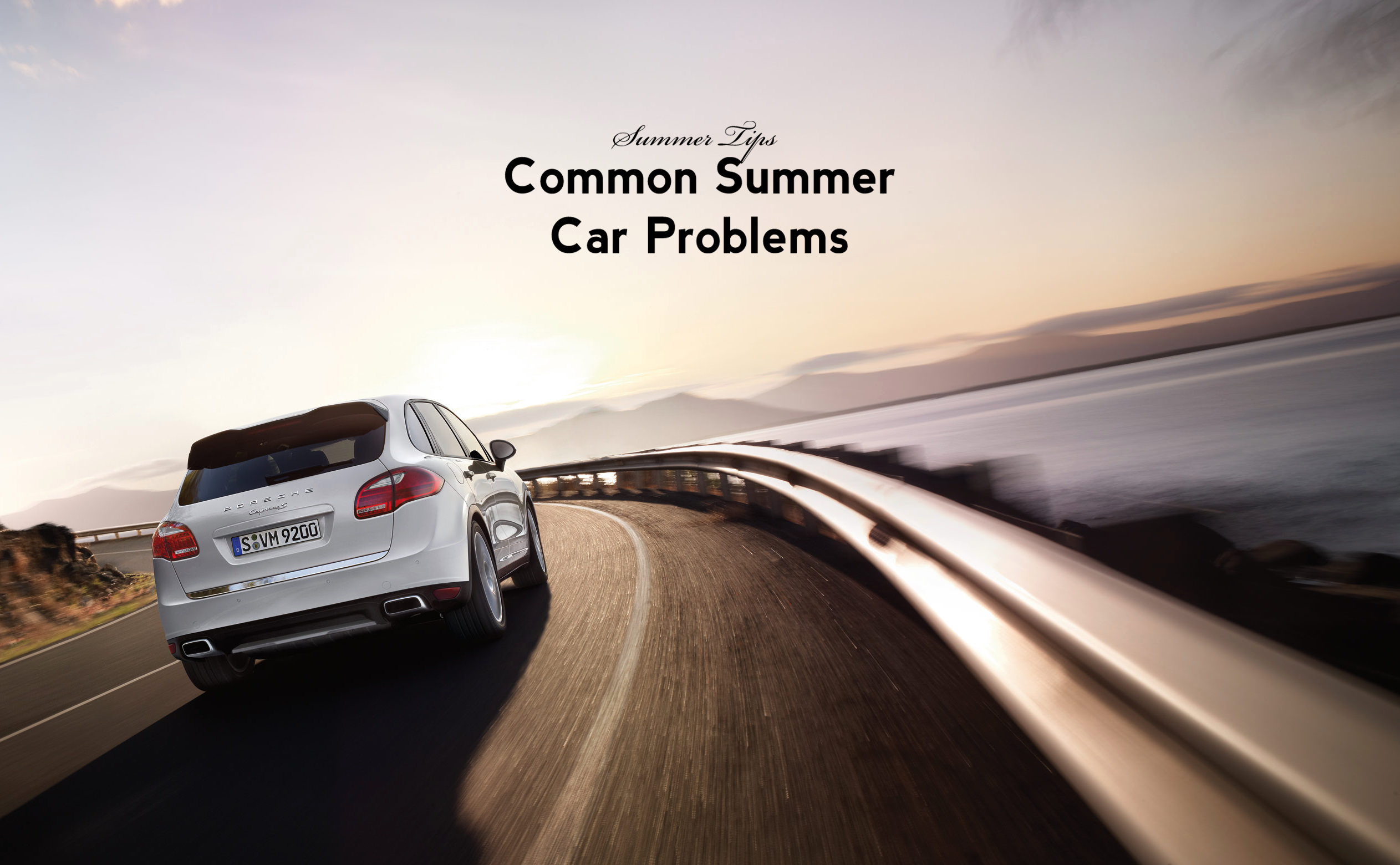 Common Summer Car Problems