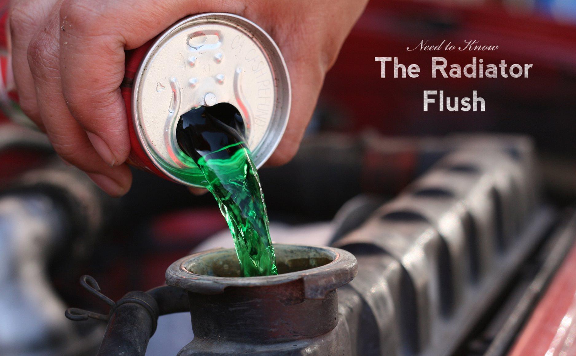 7 Benefits of a Radiator Flush