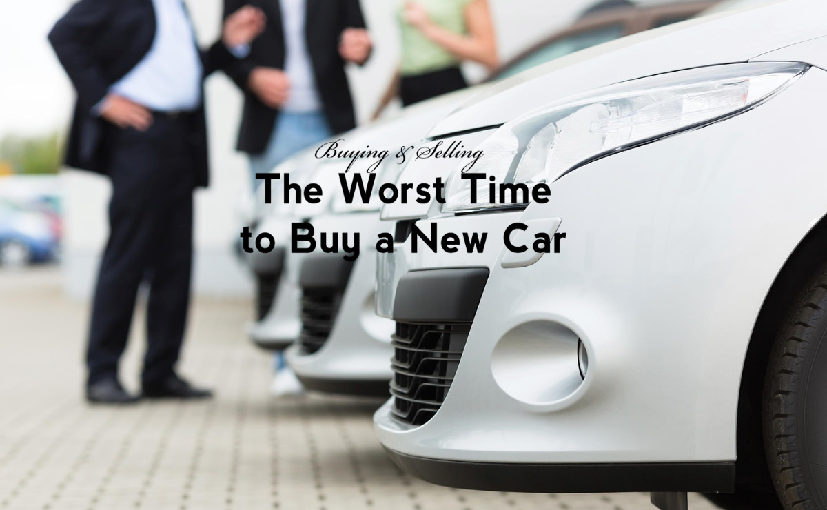 Car Buying: The Worst Time To Buy