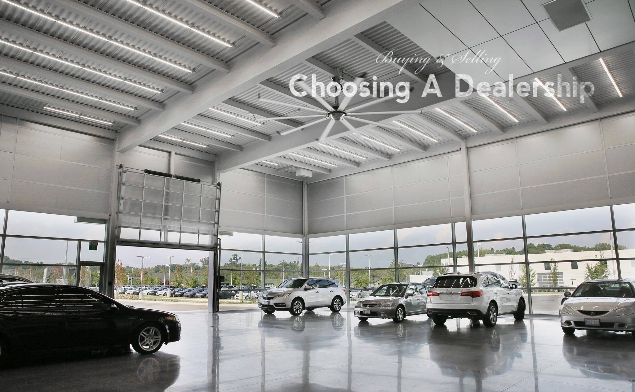 Car Buying: Choosing a Dealer