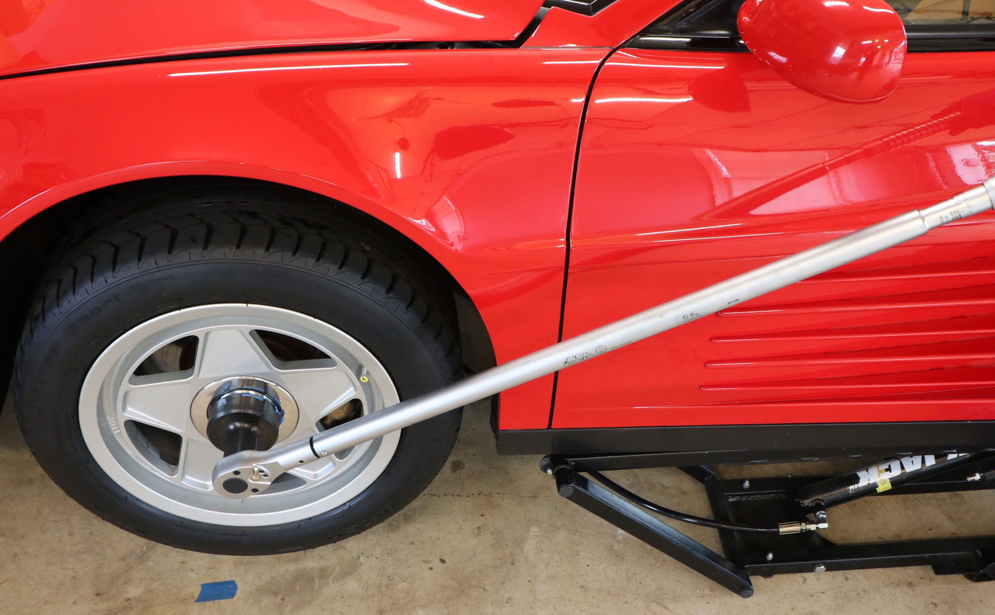 What is Wheel Re-Torquing?