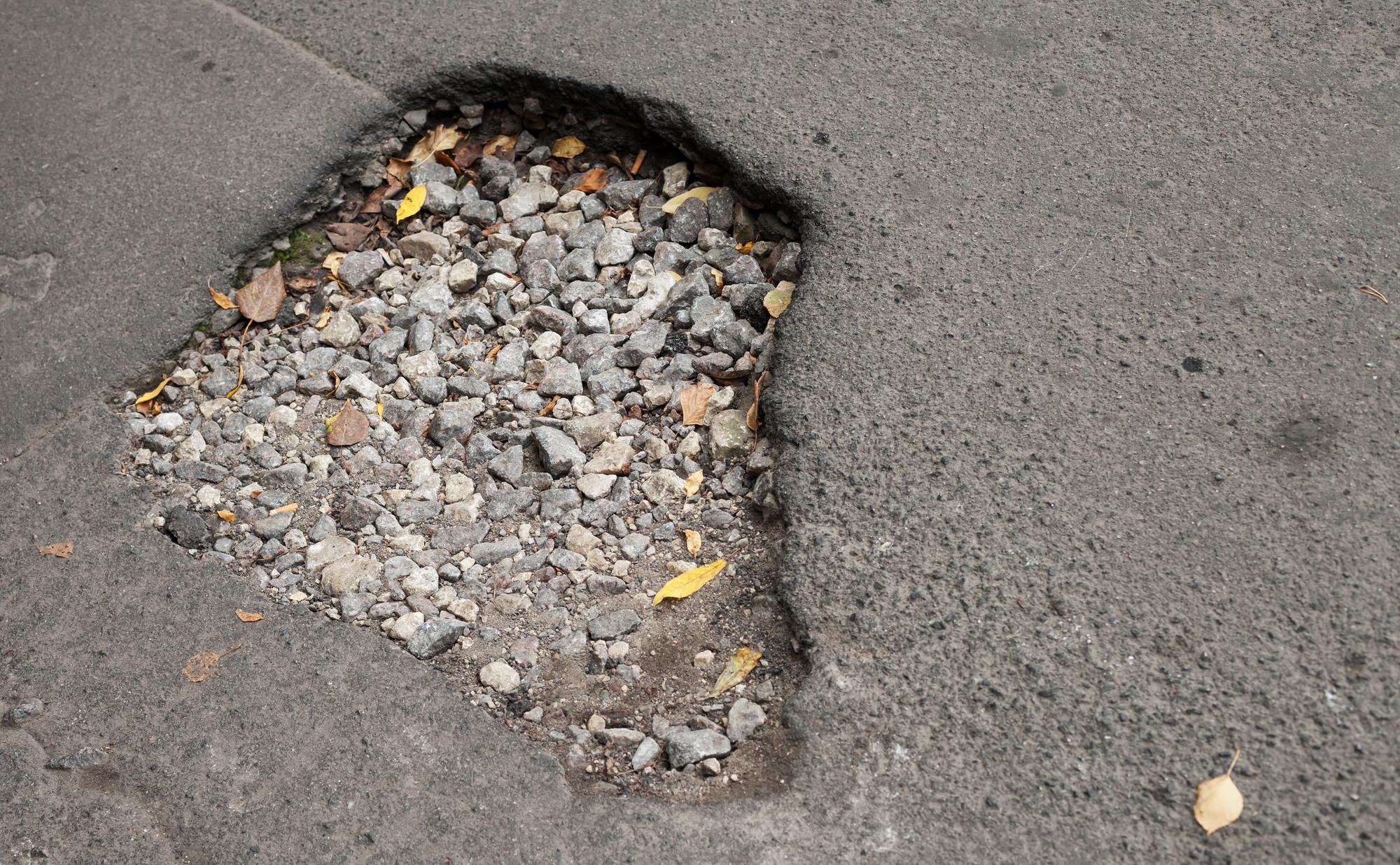 Protect Your Vehicle During Pothole Season