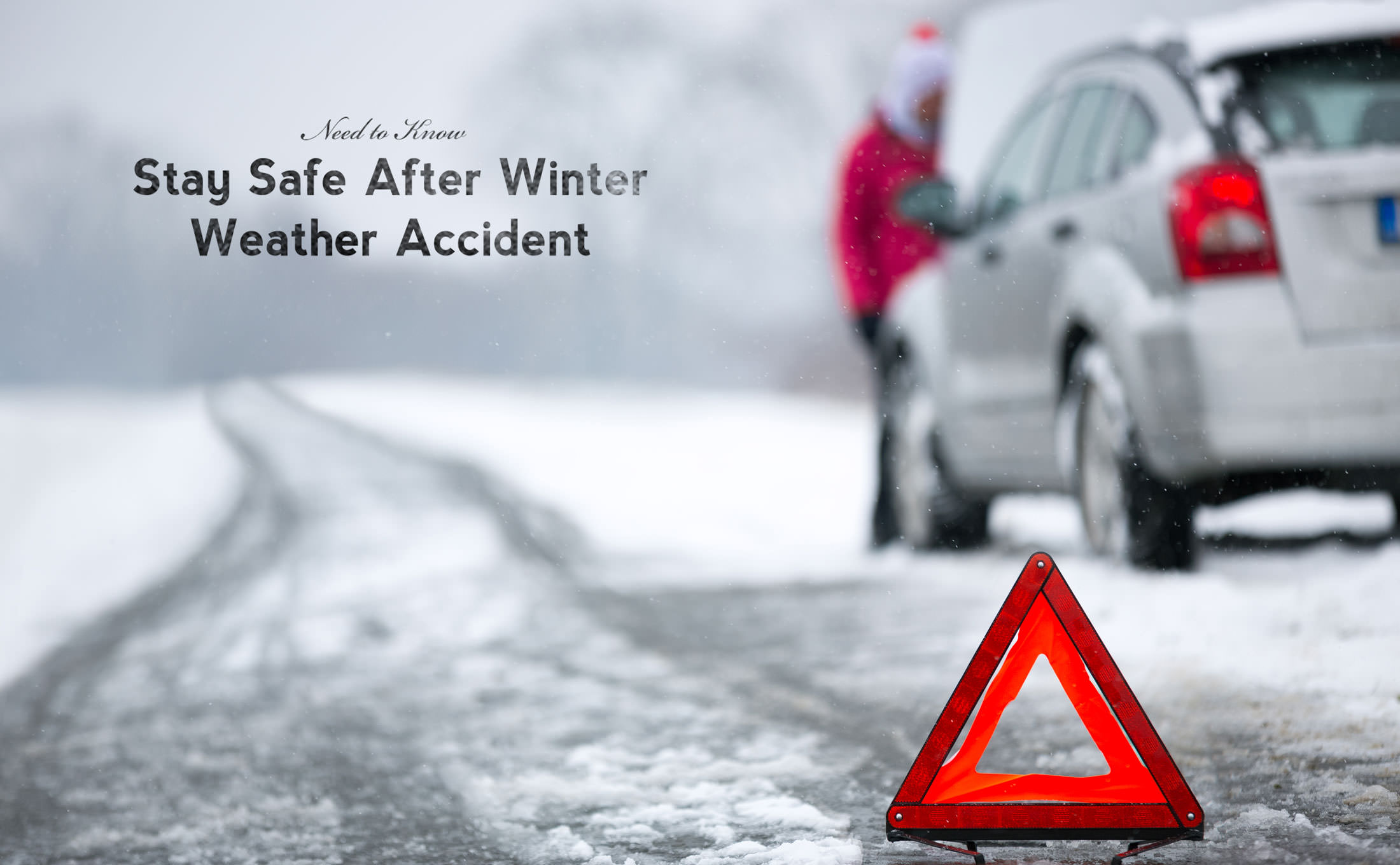 Stay Safe After Winter Weather Accident