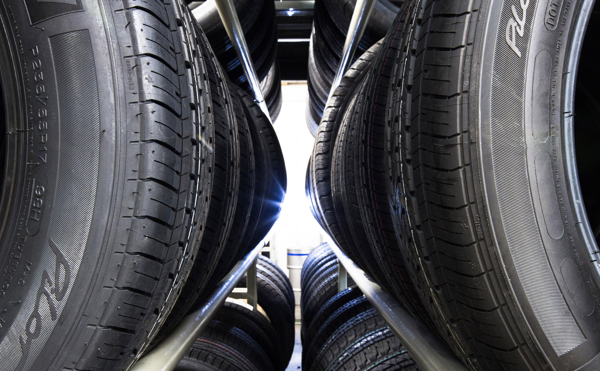 The Different Types of Tires